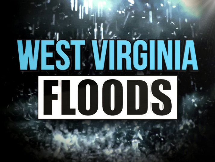 The Most High is doing a job on West Virginia!