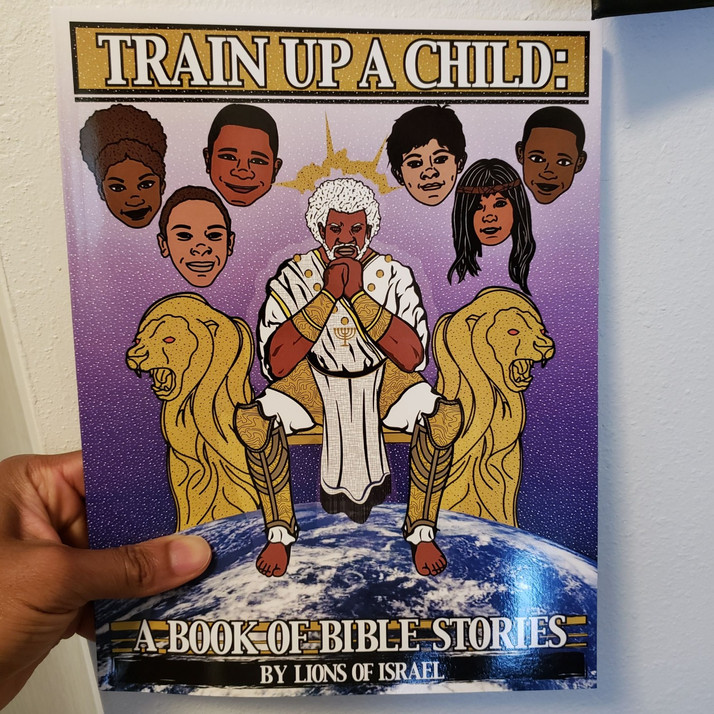 LOI Presents | Train Up A Child : A book of Bible Stories