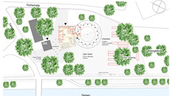 Erste Planungsideen: mit Neubau
