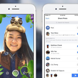 Facebook Announces Facebook and Messenger Stories Ads, Coming Stories Additions