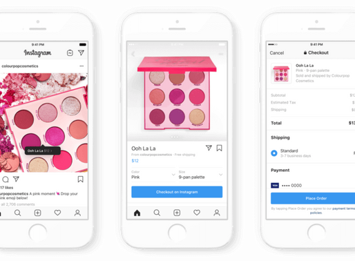Instagram Launches 'Checkout on Instagram' to Facilitate In-App Shopping