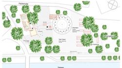 Erste Planungsideen: mit Bestandsgebäude