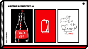 Coca-Cola Wiped Its Social Media Accounts, Then Relaunched