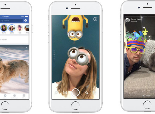 Facebook Stories ads can now be added worldwide