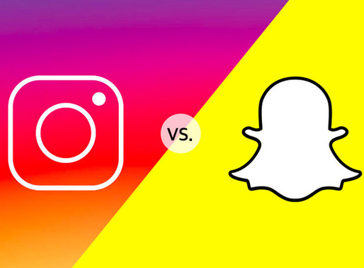 Instagram has surpassed Snapchat as the most frequented social media platform among teenagers!