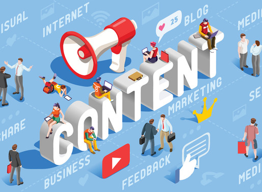 Three ways to effective content