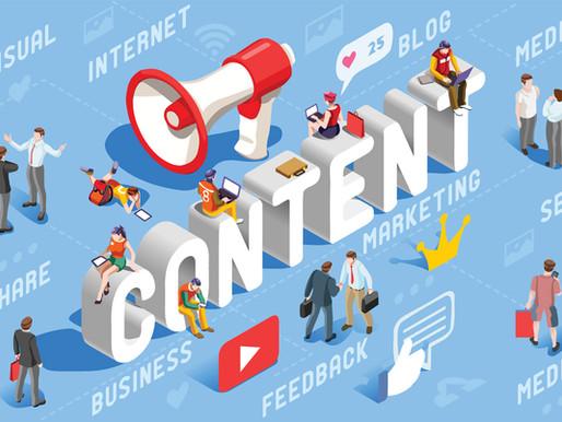 Three ways to effective content
