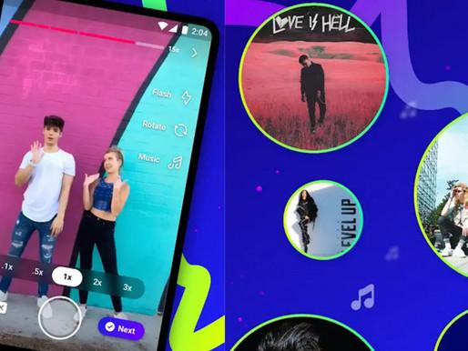 Lasso, a Facebook app aimed on teens