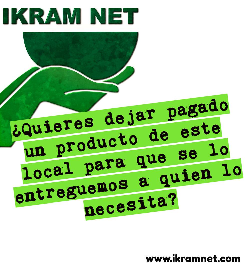 Logo Pegatina Comercio