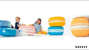 Фотоссесия с огромными сладостями!