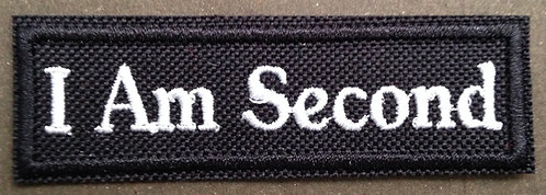 I AM SECOND PATCH