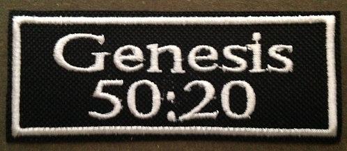 GENESIS 50:20 PATCH
