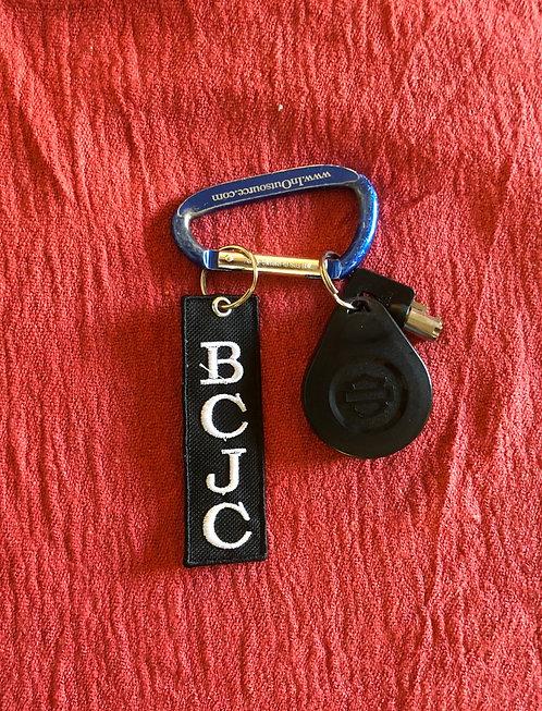 BCJC Keychain