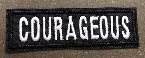 Courageous Patch