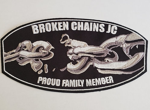 "8"" x 4"" Family Patch (Child)"