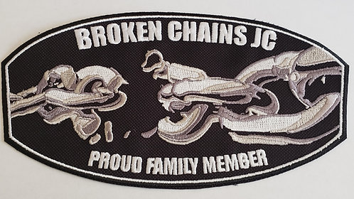 "11"" x 6"" Family Patch (Adult)"