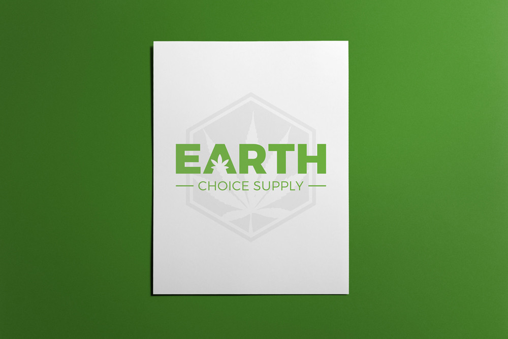 Logo for Earth Choice Supply