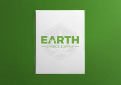 Logo for Earth Choice Supply