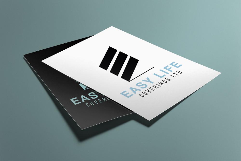 Logo for Easy Life Coverings