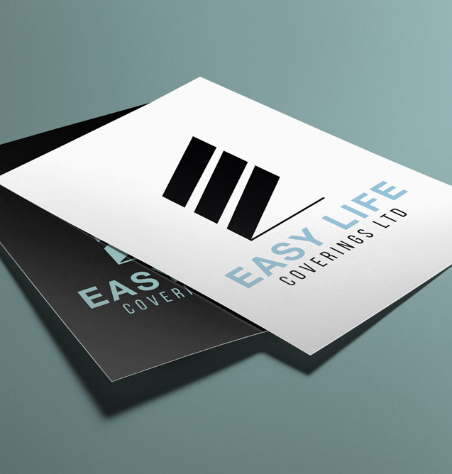 Logo for Easy Life Coverings