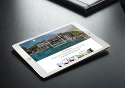Fully Responsive Website for Easy Life Coverings