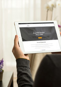 Fully Responsive Website for The Crown Moulding Depot