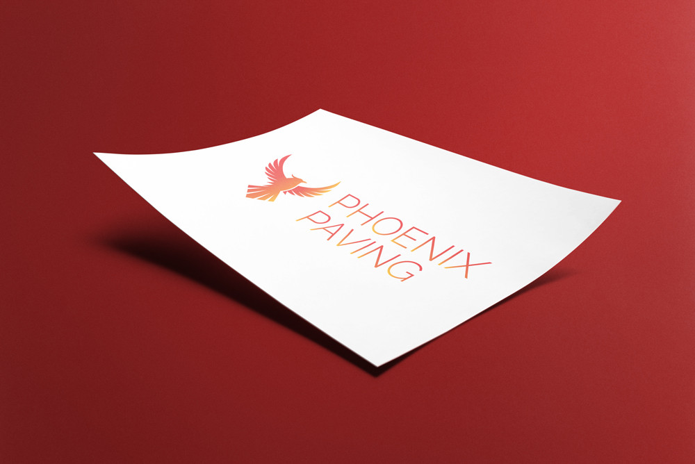 Logo for Pheonix Paving