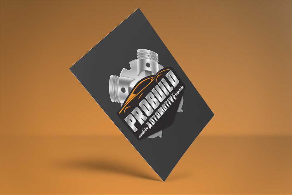 Logo for Probuild Automotive