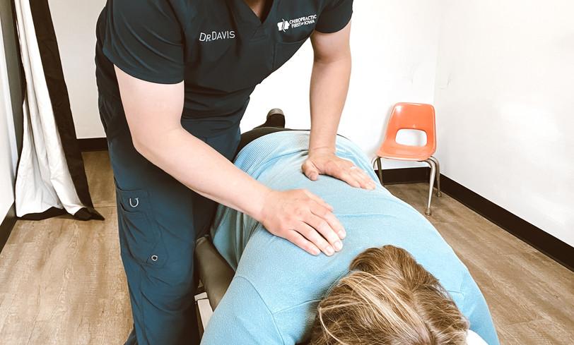 chiropractic first dr davis