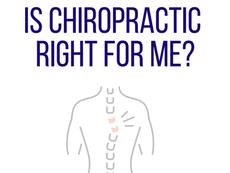 9 Reasons Why Chiropractic Might Be Right For You