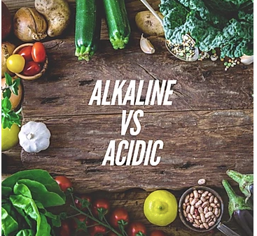 Alkaline and Acidic Foods, What Your Body Needs Most