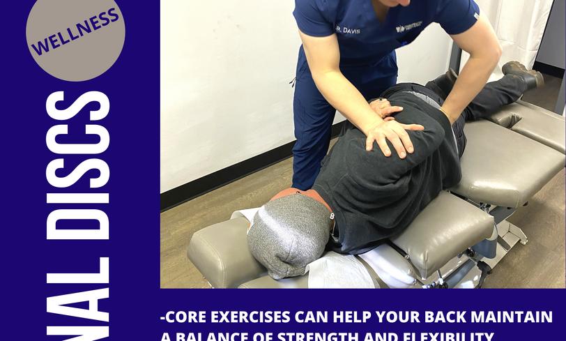 strengthen spinal disc