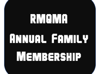 RMQMA Annual Membership - Family