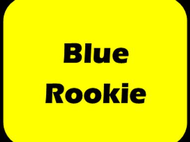 Blue Rookie Race Day Fee