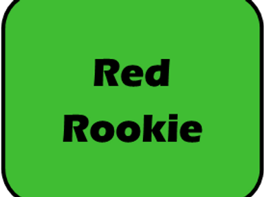 Red Rookie Race Day Fee