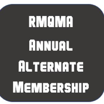 RMQMA Annual Alternate Membership