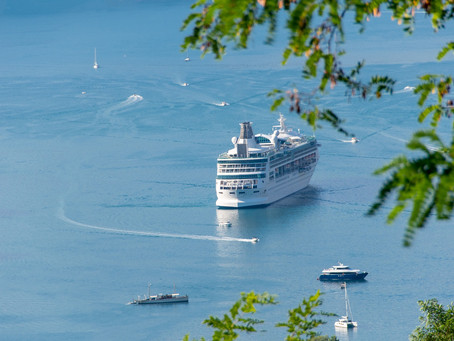 You've paid off your cruise--now what?