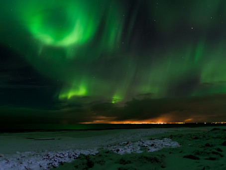 Race to the Northern Lights!