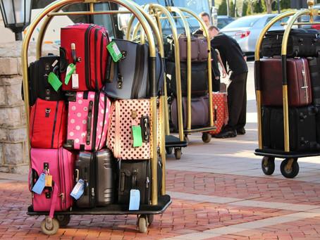 He ain't heavy, he's my suitcase!