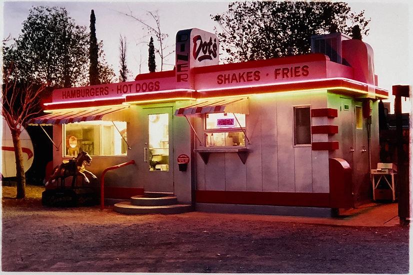 DOT'S DINER, BISBEE, ARIZONA, 2001