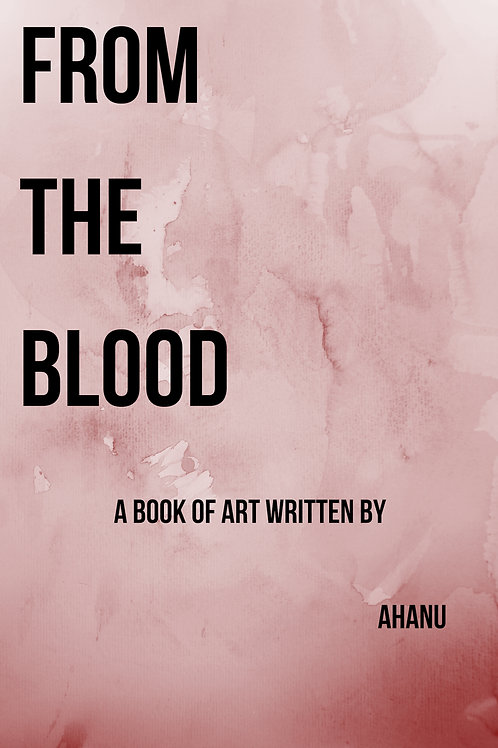 From The Blood BOOK DIGITAL