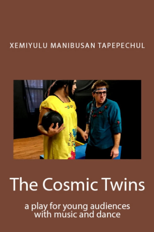 The Cosmic Twins BOOK DIGITAL