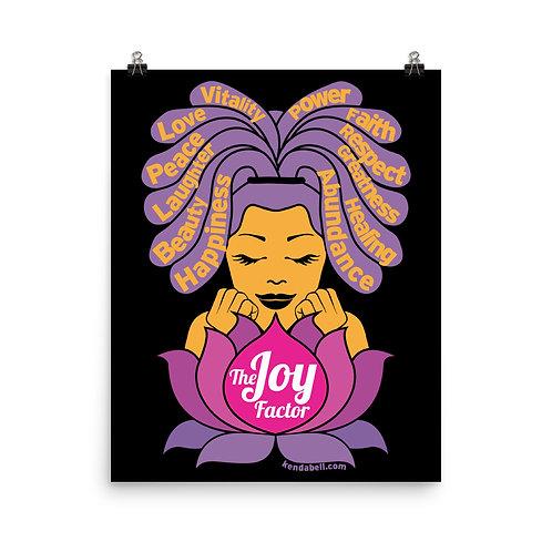 The Joy Factor Mama Wall Art