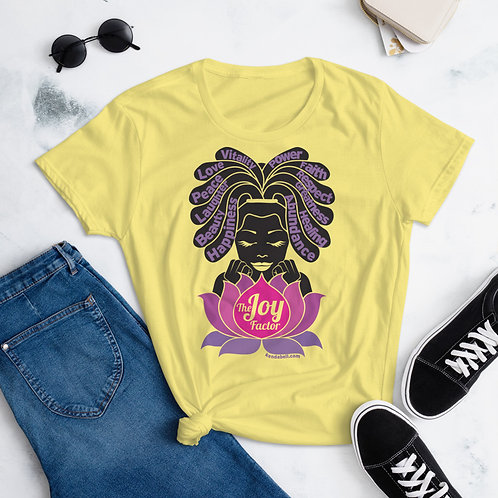 Joy Factor Mama T-Shirt - Sunspot