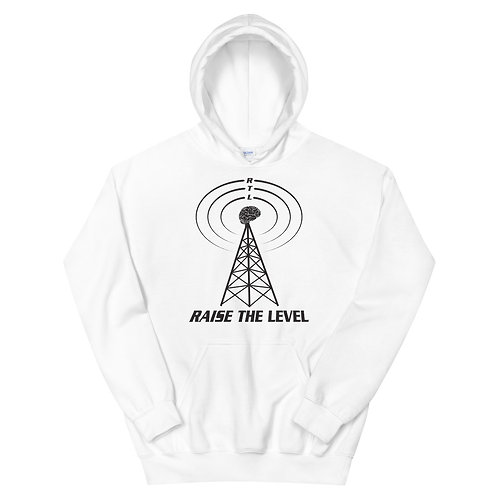 Raise The Level Tower Hoodie 2