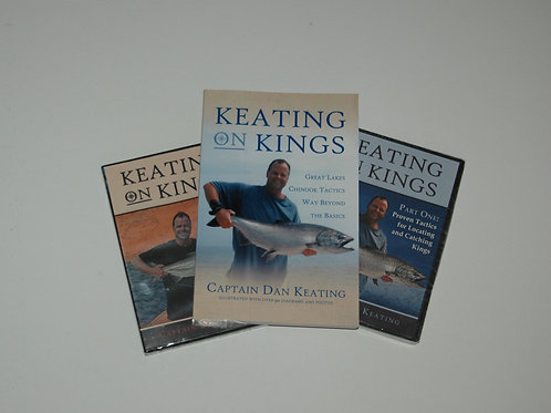 KOK Book & DVD Bundle