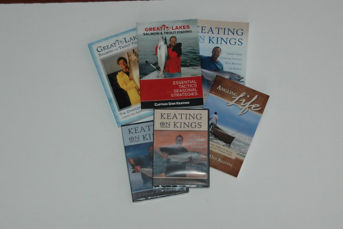The Complete Keating Library!