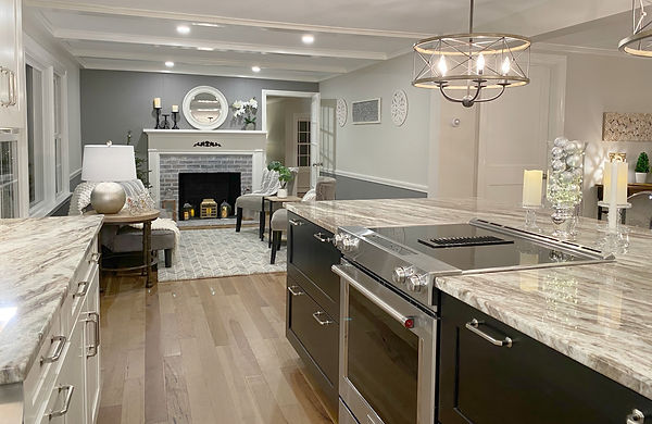 renovated home by shay johnson maine