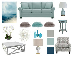 Personal shopping for home decor