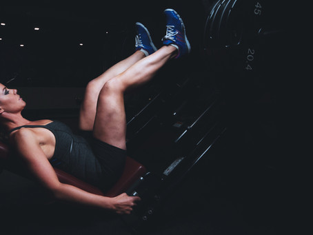 Why getting in the gym is important for ANY runner!